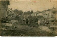 France Veho Vého - Main Street old postcard