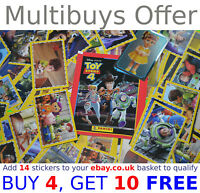 Disney Pixar TOY STORY 4 | Panini 2019 Sticker | SELECT YOUR >> Stickers