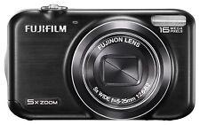 Fujifilm FinePix JX Series JX350 16.0MP HD Compact Digital Camera - Black