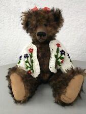 Annie's Workshop Mohair Bear by Artist Barbara's Bears 2002