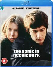The Panic in Needle Park Blu-ray 2016 Region B Al Pacino