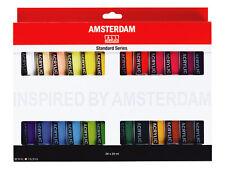 Amsterdam Acrilico Colore Pittura Set - 24 X TUBI X 20ML