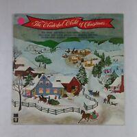 THE WONDERFUL WORLD OF CHRISTMAS SL8000 MbC LP Vinyl VG+ Cover VG+