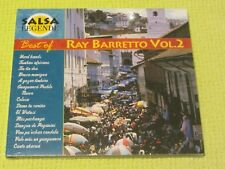 SALSA Legende Ray Barretto Vol 2 Best Of 2006 CD Album NEW SEALED Latin Jazz