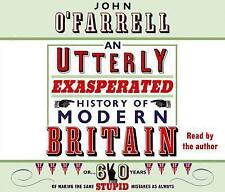 John O'Farrell-An Utterly Exasperated History of Modern Britain(4 CD-Audio book)