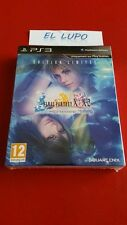 FINAL FANTASY X / X-2 HD REMASTER EDITION LIMITEE PS3 SONY NEUF SOUS BLISTER VF