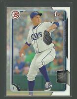 Matt Andriese RC 2015 Bowman Prospects Rookie Card # BP67 Rays Baseball
