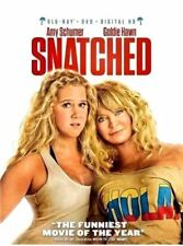 Snatched (DVD, 2017) Comedy, Amy Schumer, Goldie Hawn