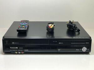 PANASONIC DMR-EZ48V DVD/VCR/VHS Recorder REGION FREE COPY VHS TO DVD