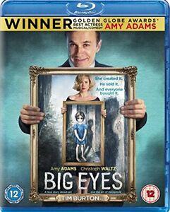 Big Eyes [Blu-ray] [DVD][Region 2]