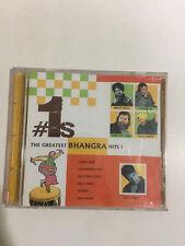 BHANGRA PUNJABI HITS VERY RARE 2004 INDIA ORIG CD daler mehdi malkit hans raaj