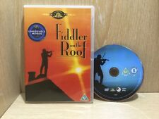 Fiddler on the Roof DVD Musical Great Condition Boxed