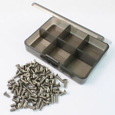 Yeah Racing TS-EGRESS Titanium Screw Assorted Set w/FREE Mini box :Tamiya EGRESS