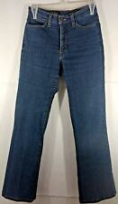 NYDJ Not Your Daughters Jeans Straight Leg Stretch Denim Jeans size 2p