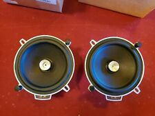 Boston Acoustics Z5 Component Woofers / Mids / Old School / NEW OLD STOCK