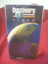 Valley of the T-Rex -- Discovery Channel VHS tape 1998 NEW (tear on seal) Tyrann