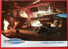 THUNDERBIRDS (The 2004 Movie) - Card#39 - A Deadly Explosion - Cards Inc 2004