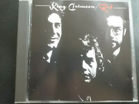 KING  CRIMSON   -  RED  ,   CD  1974 / 1987  ,       PROGRESSIVE   ROCK