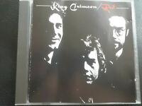 KING  CRIMSON   -  RED  ,   CD  1974 / 1987  ,       PROGRESSIVE   ROCK