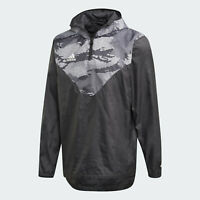 🔥 adidas Men's Soccer Tango ADV Windbreaker Black Camo Small NWT FAST SHIPPING!