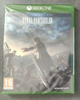 Jeu Final Fantasy XV / 15  Xbox One Jaquette FR Neuf sous blister