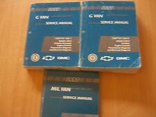 Werkstatthandbuch Shop manual GMC VAN 4,3L V6 (L110, M110)   1997