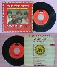 LP 45 7'' THE BEE GEES Spicks & specks I am the world 1967 italy no cd mc dvd