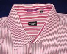 MEN'S PAUL SMITH MULTI COLOR STRIPED SHIRT - 16/41cm. - SHIRTS - DRESS SHIRTS.