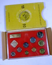 Kursmünzensatz 1990 Leningrad Mint 1990