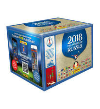 PANINI - WM FIFA WORLD CUP RUSSIA 2018 - SEALED BOX 100 PACKETS