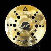 "Istanbul Agop Xist Ion Splash Cymbal 8"" - Video Demo"