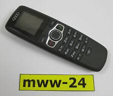 original Audi Telefonhörer Telefon NEU 4F0910393AD - A4 A5 A6 A8 Q5 Q7 RS6