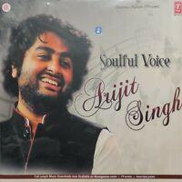 Soulful Voice Arijit Singh Vinyl LP Record Bollywood Hindi Soundtrack India Mint