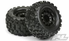 "Proline Badlands MX28 2.8"" Tries Mounted on F-11 17mm Wheels, for PRO-MT 4x4 F/R"