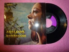 ADELAIDE RODRIGUES Papoila Branca / 3+ EP 1973 FADO Portugal Press (VG++/EX-) R