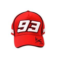 Official VR46 Marc Marquez 93 Paddock Cap Red