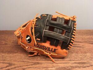 "Louisville Slugger TPX Pro Glove Mitt Horween USA Leather PX1275 12.75"" Inch RHT"