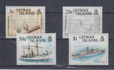 D. Schiffe   Cayman Inseln  628 - 31   ** (mnh)