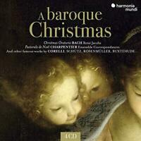 A Baroque Christmas - Various Artists (NEW 4CD)