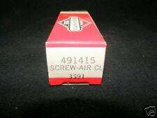 New In Box Briggs & Stratton Air Cleaner Screw 491415