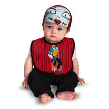 SALLY NIGHTMARE BEFORE CHRISTMAS BABY COSTUME 0-12M Drool Over Me Disney Bib Hat