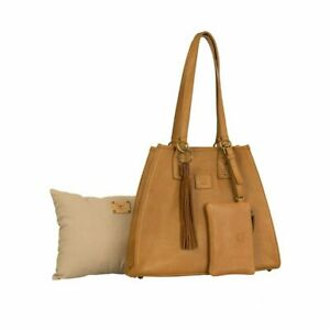 Leather Artisan Tote