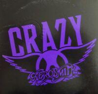 AEROSMITH : CRAZY - [ PROMO CD SINGLE ]