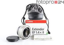 Canon EF 1.4x II Extender Converter + TOP (200500) (UY0802)