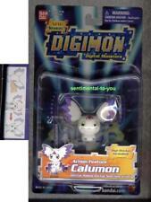 """RARE 2001 Bandai DIGIMON Season 3 Tamers KURUMON/Calumon 2.5"""" Figure Ver. 1 OOP"""