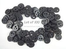 Qty. 100 3-Holed Design Inventory Control Product Stop Peg Hook Shelf Management