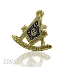 Masonic Lapel Pin Past Master [il Passat™ by Edgar Creations]
