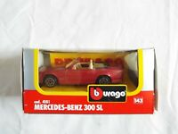 BURAGO MERCEDES-BENZ 300SL cod .4181 (1:43 )