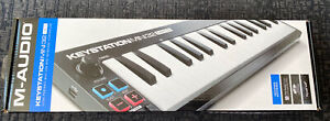 M-Audio Keystation Mini 32 MK3 Mini USB MIDI Keyboard Controller - Black