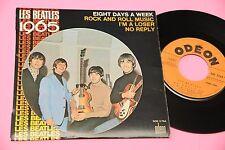 BEATLES EP 4 CANOZNI ORIG FRANCIA 1965 EX+ !!!  TOOOPP COLLECTORS